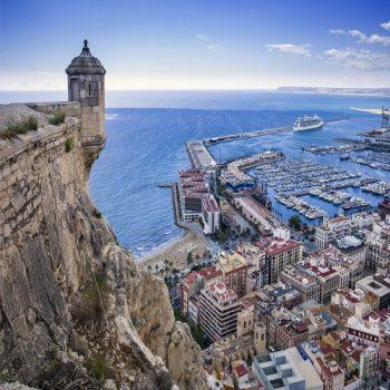Sitios que deberías visitar del Puerto de Alicante