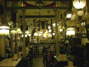 Interior - Cafetería Efemérides