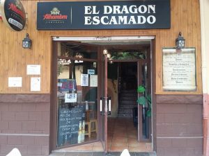 dragon escamado