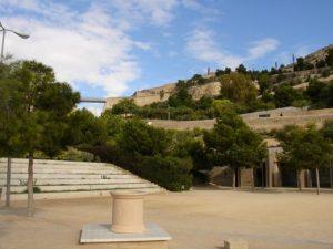 Parque ERETA, uno de parques de ciudad de Alicante