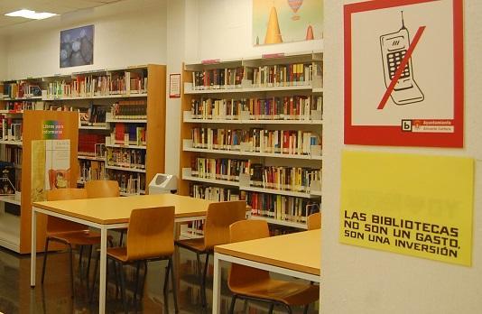 Biblioteca Benalúa