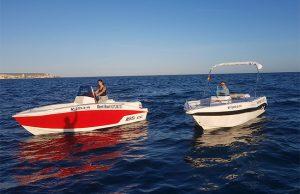 Barcos de alquiler - Alicante