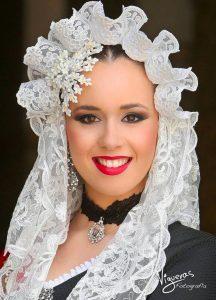 Isabel Bartual, proclamada Bellea del Foc 2019