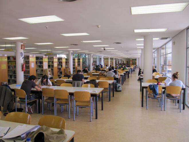 biblioteca ua