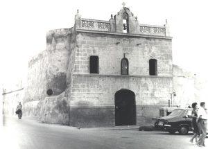Ermita del Socorro. hotal la lonja