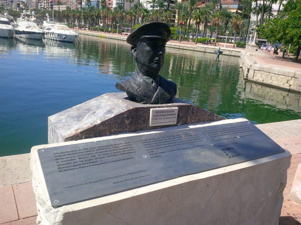 dickson escultura