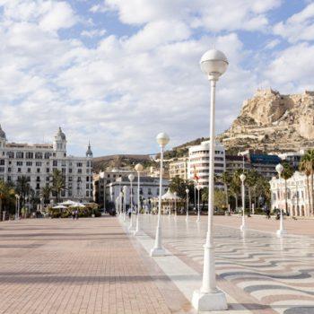 ALICANTE, COMUNIDAD VALENCIANA/SPAIN: - SÍMBOLO