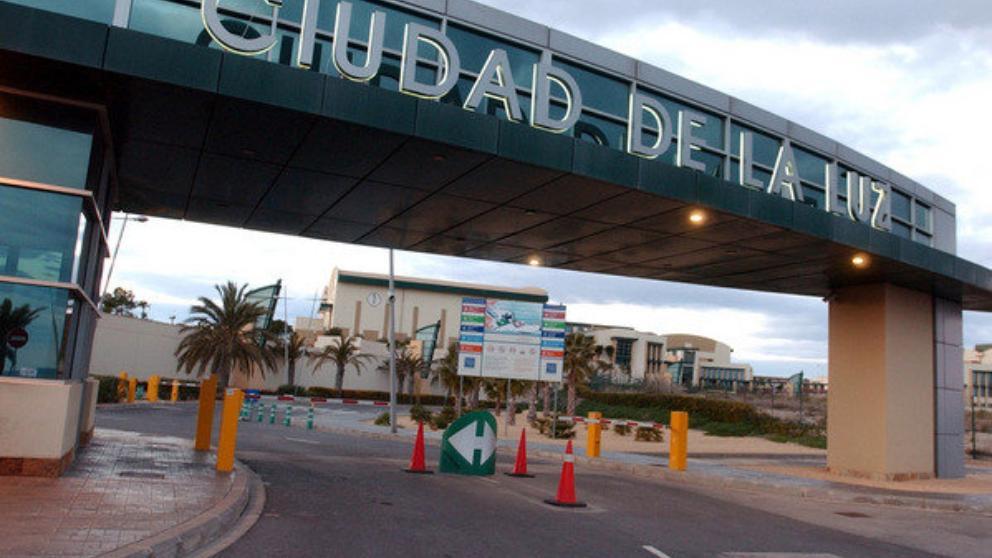 Ciudad de la Luz en Alicante.