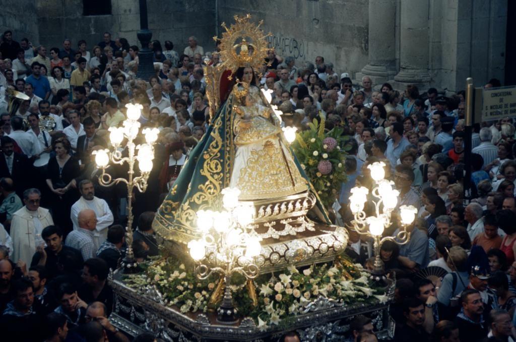 Virgen del Remedio.