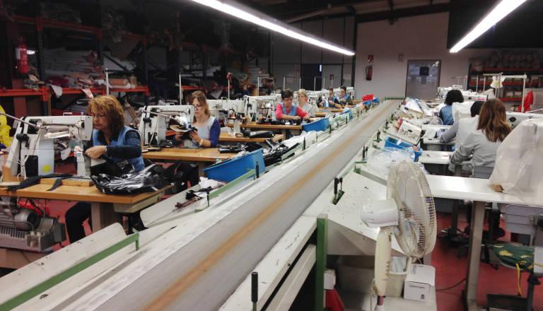 Industria del calzado en Elche