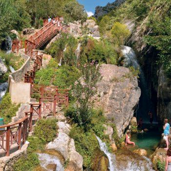 Rutas de senderismo con agua en Alicante