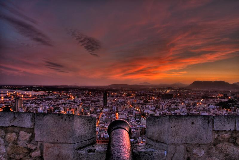 5 sitios increíbles para ver atardecer en Alicante