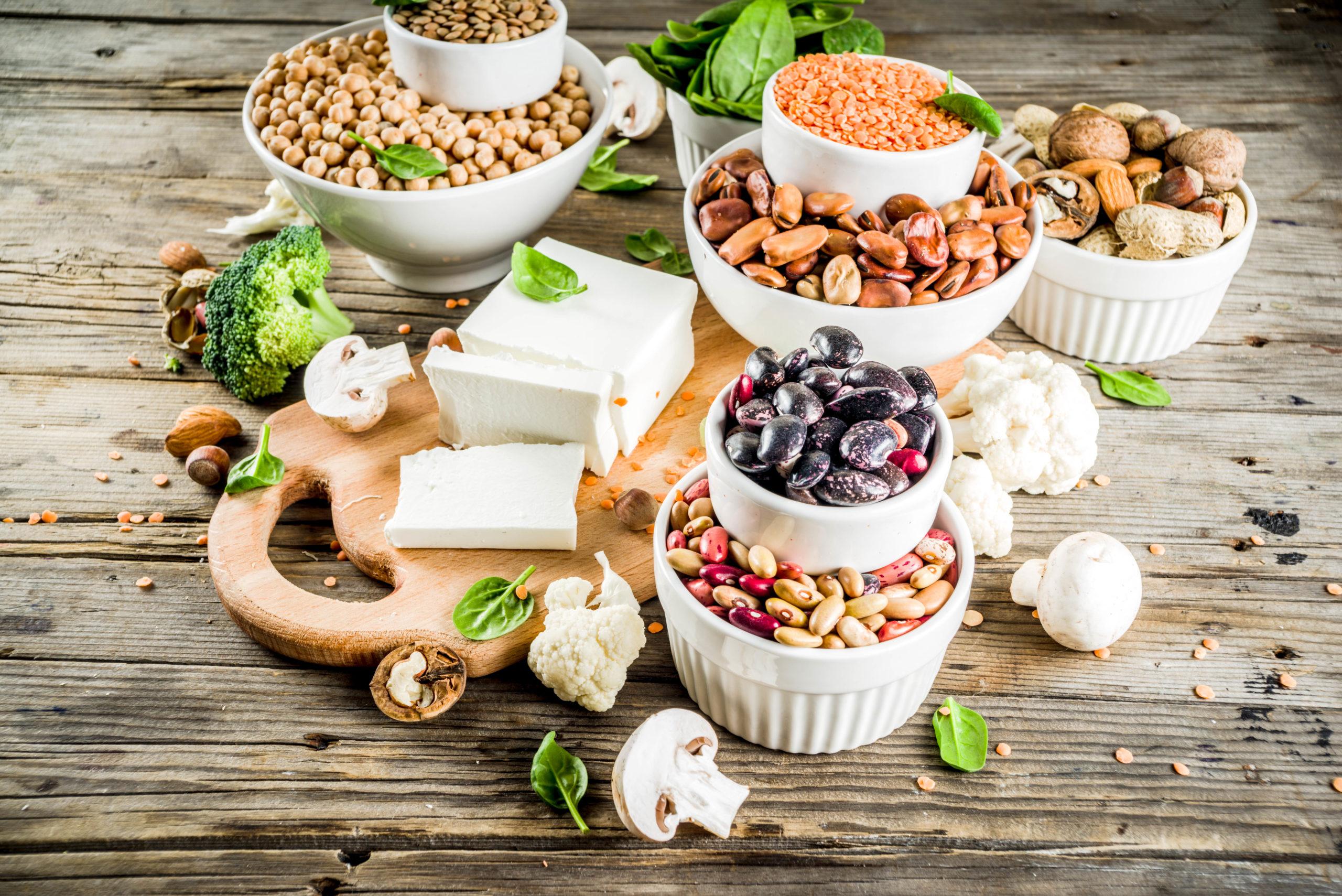 alimentos y opciones veganas en las tiendas veganas de Alicante